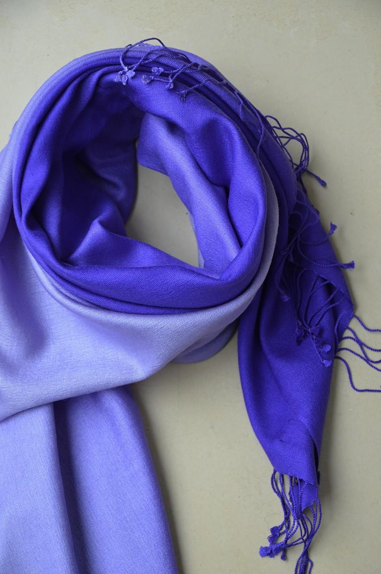 Sarong viola elettrico