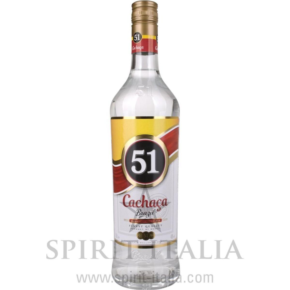 51 Pirassununga Cachaca