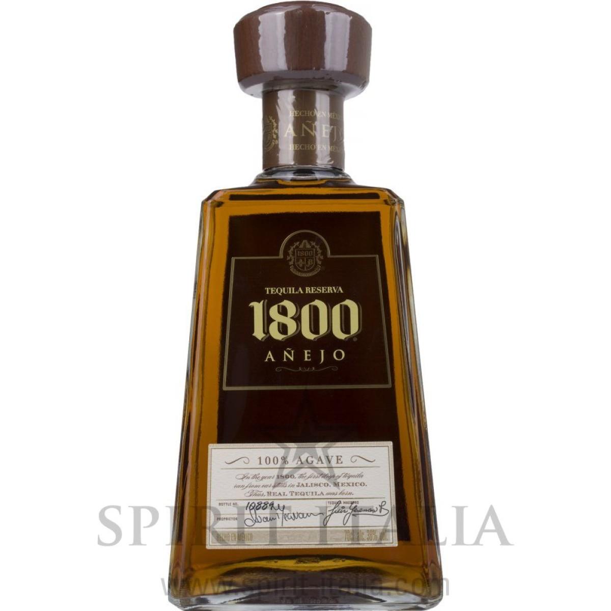 1800 Tequila Reserva ANEJO 100% Agave