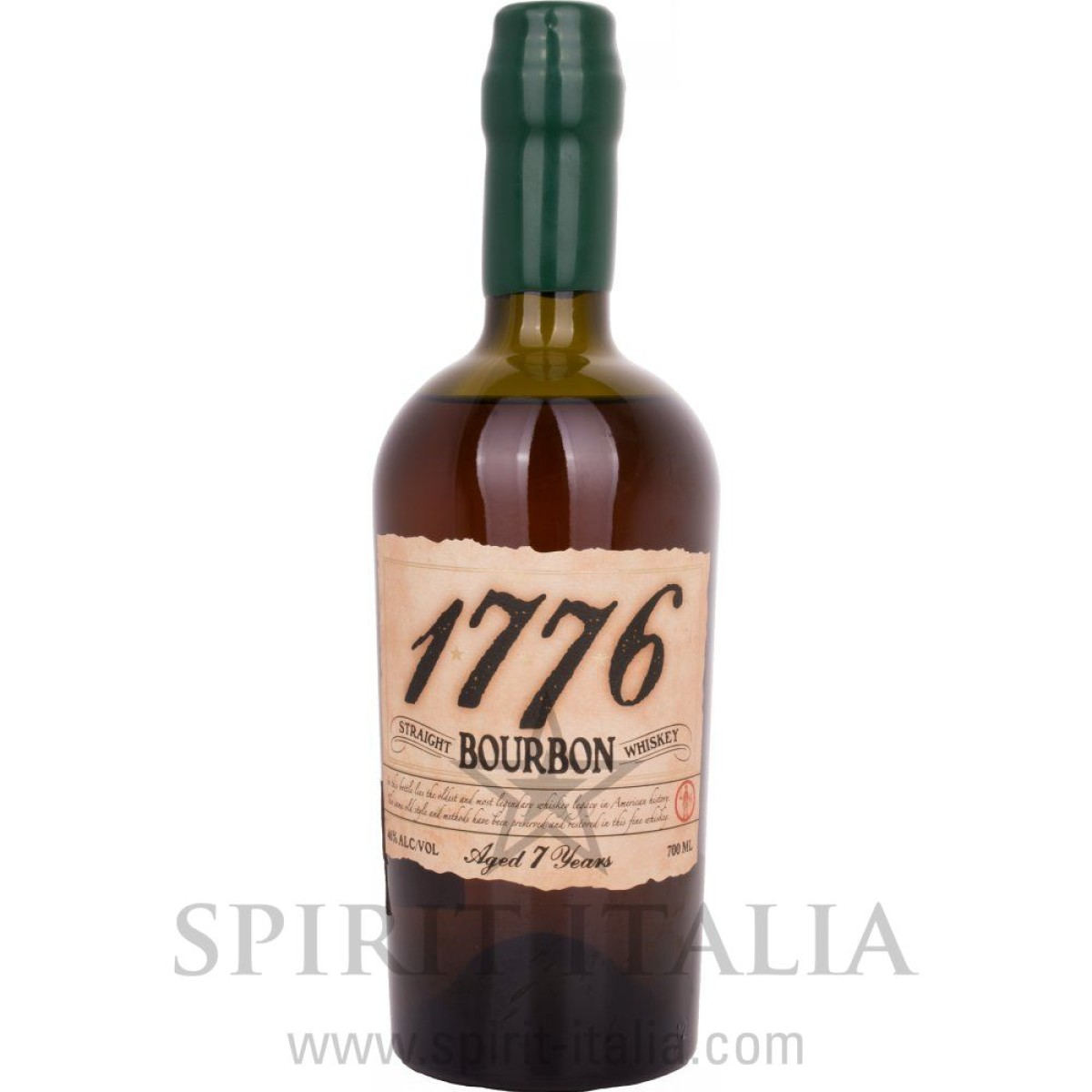 1776 Straight Bourbon Whiskey Aged 7 Years