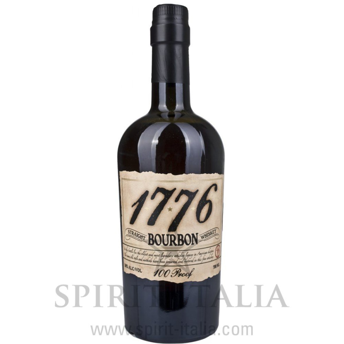 1776 James E. Pepper Straight Bourbon Whiskey Old Style