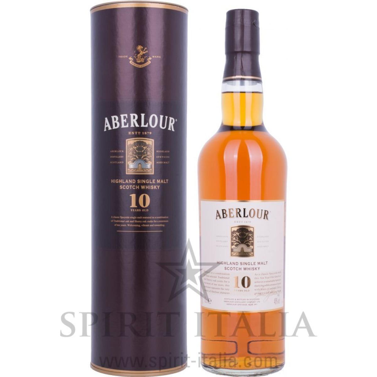 Aberlour 10 Years Old + GB