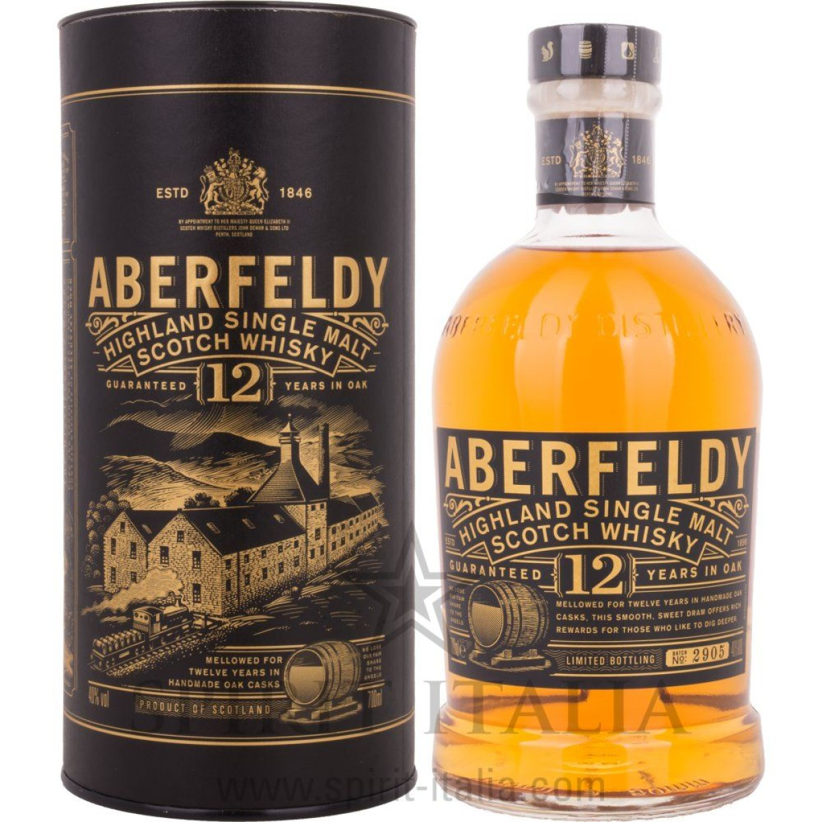 Aberfeldy 12 Years Old + GB