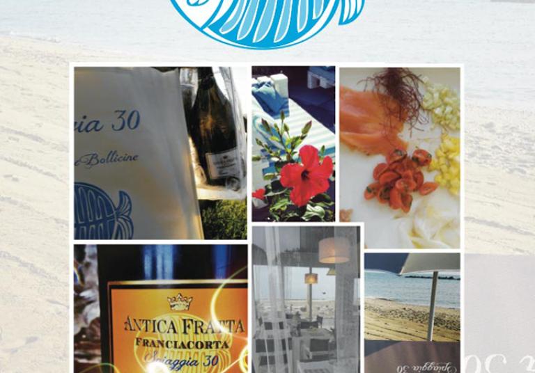 Rimani aggiornato sugli eventi Spiaggia30