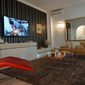 Affittiamo lussuoso quadrilocale in villa