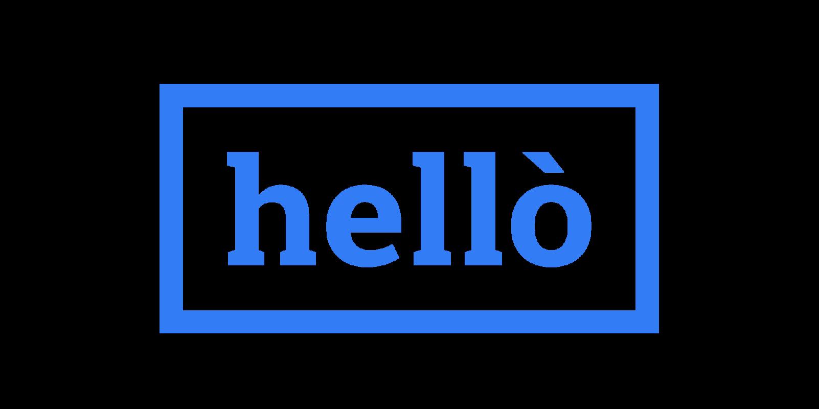 Hellò