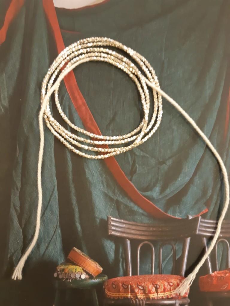 Nigella (collana/bracciale/cavigliera )