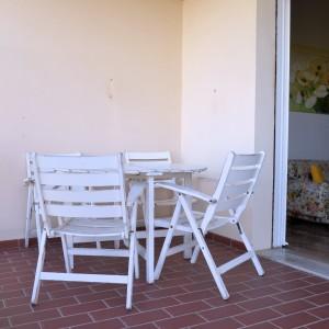 Zona centralissima vendiamo appartamento con vista mare.