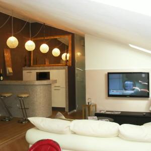 Vendiamo appartamento mansardato in pieno centro storico